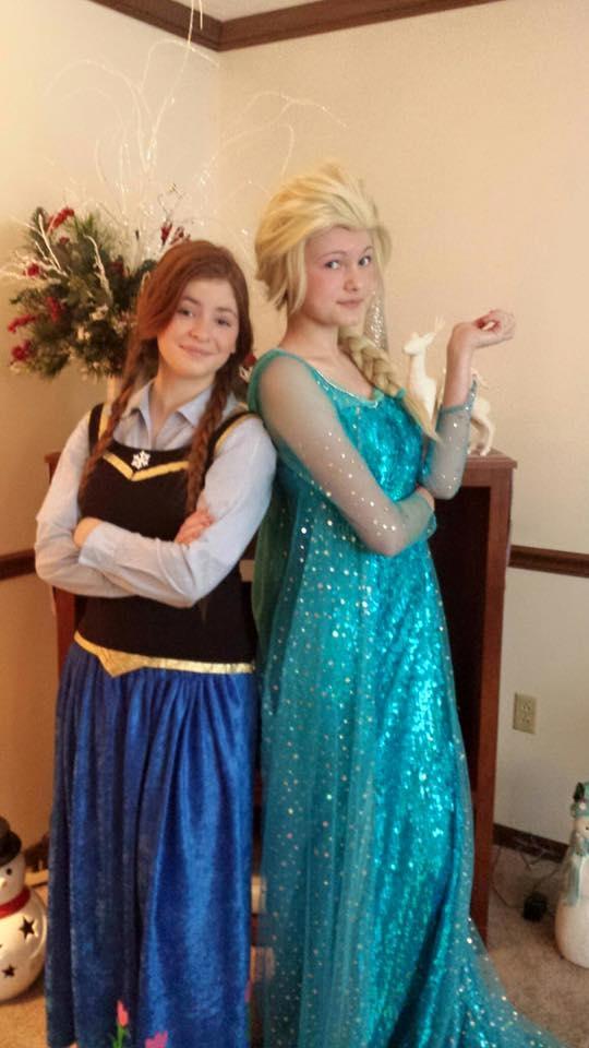 Ice Princesses